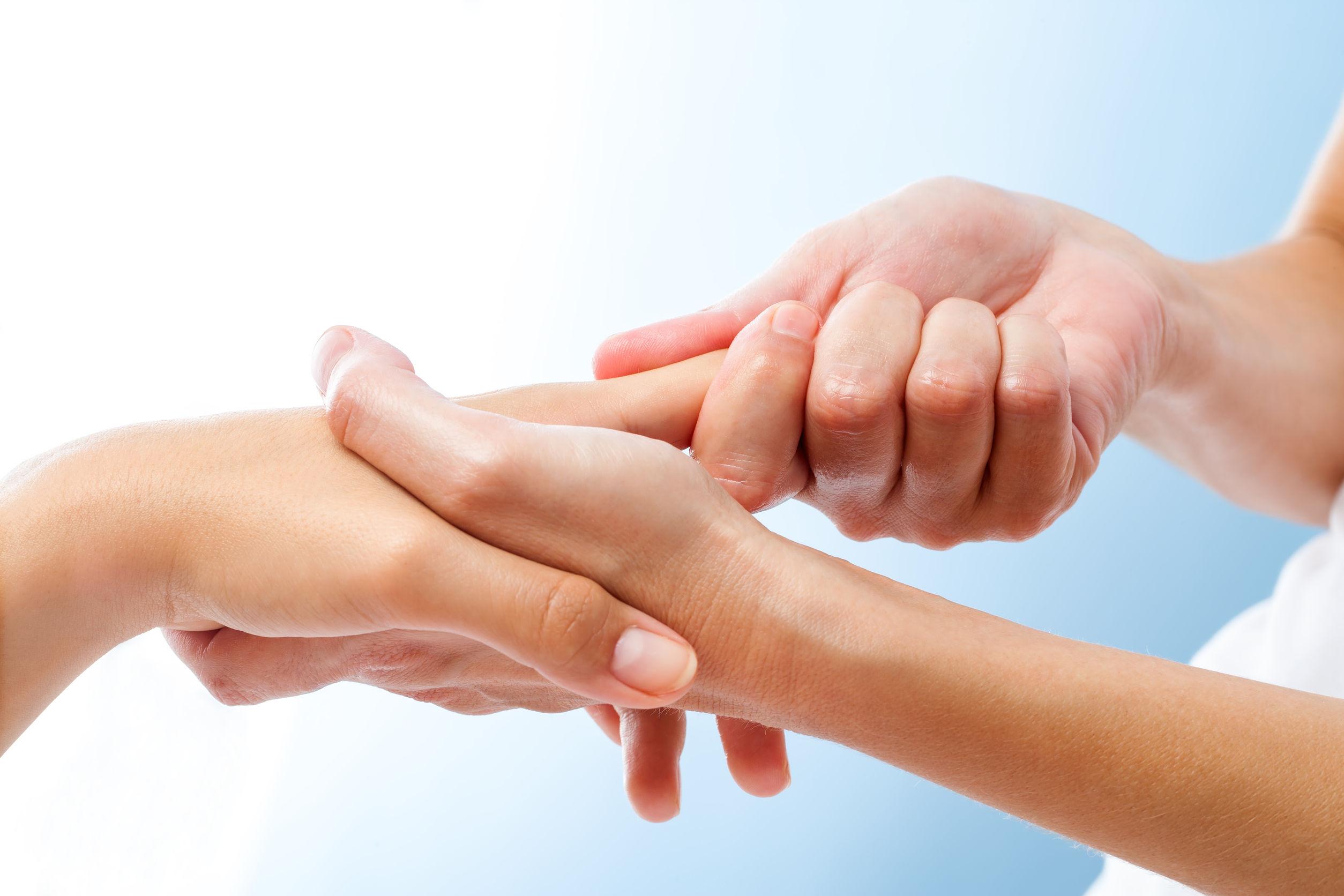 Bien-être et assouplissement des mains