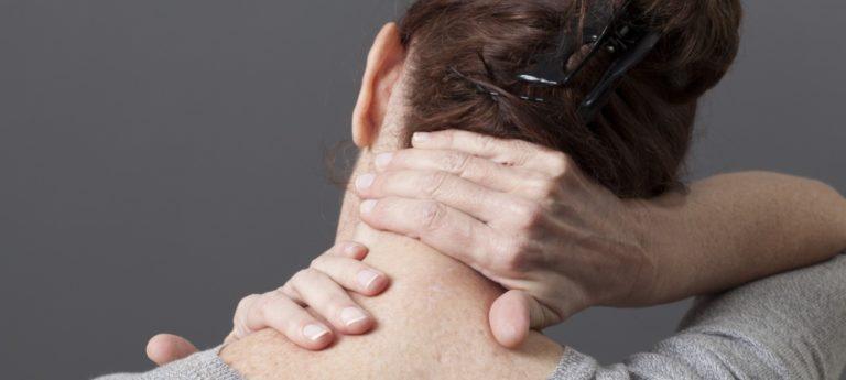 Vous souffrez de douleurs cervicales ?