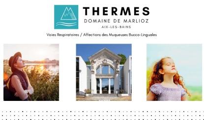 Thermes du Domaine de Marlioz