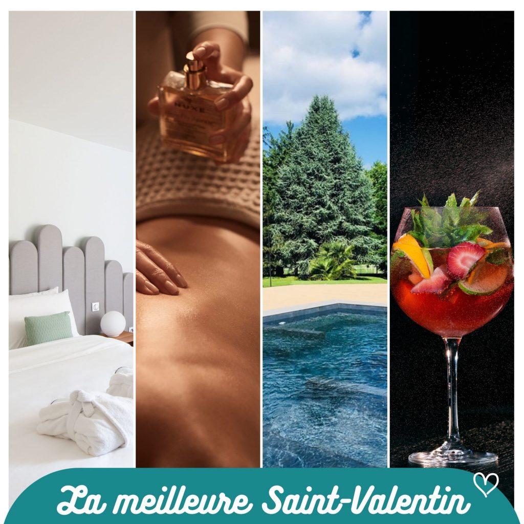 💐 La plus romantique des escapades en amoureux 💞 est au Domaine de Marlioz